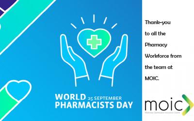 Happy World Pharmacist Day!